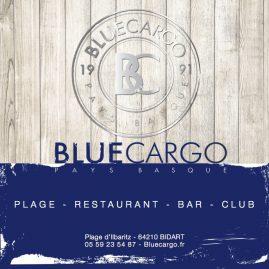 Blue Cargo Branding