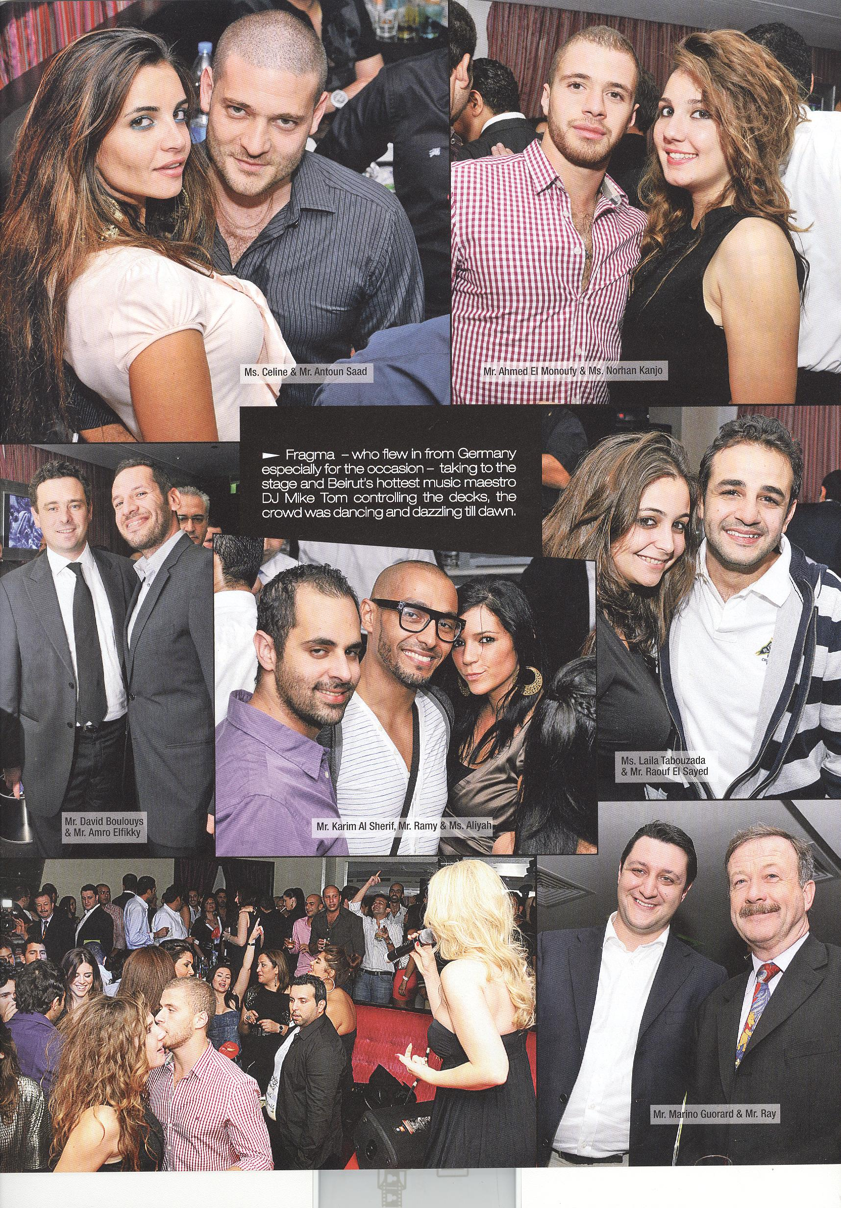 Club 35 in Engima mag 1