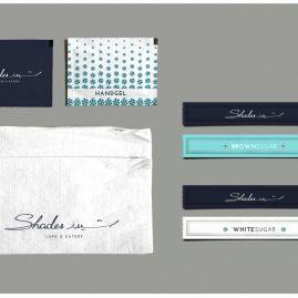 Shades Café Branding