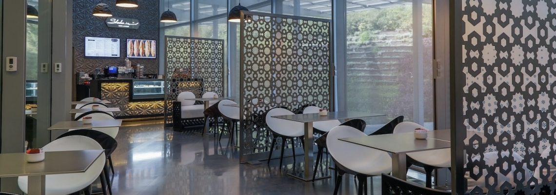 Shades café Qatar