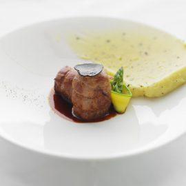 La Maison blanche Food Presentation