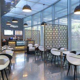 Shades Café Doha Tower Qatar
