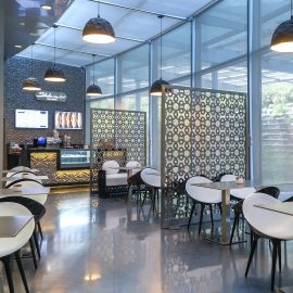Shades Café Doha Tower Qatar