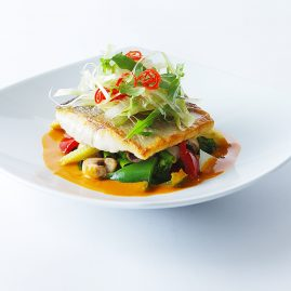 35 Food presentation