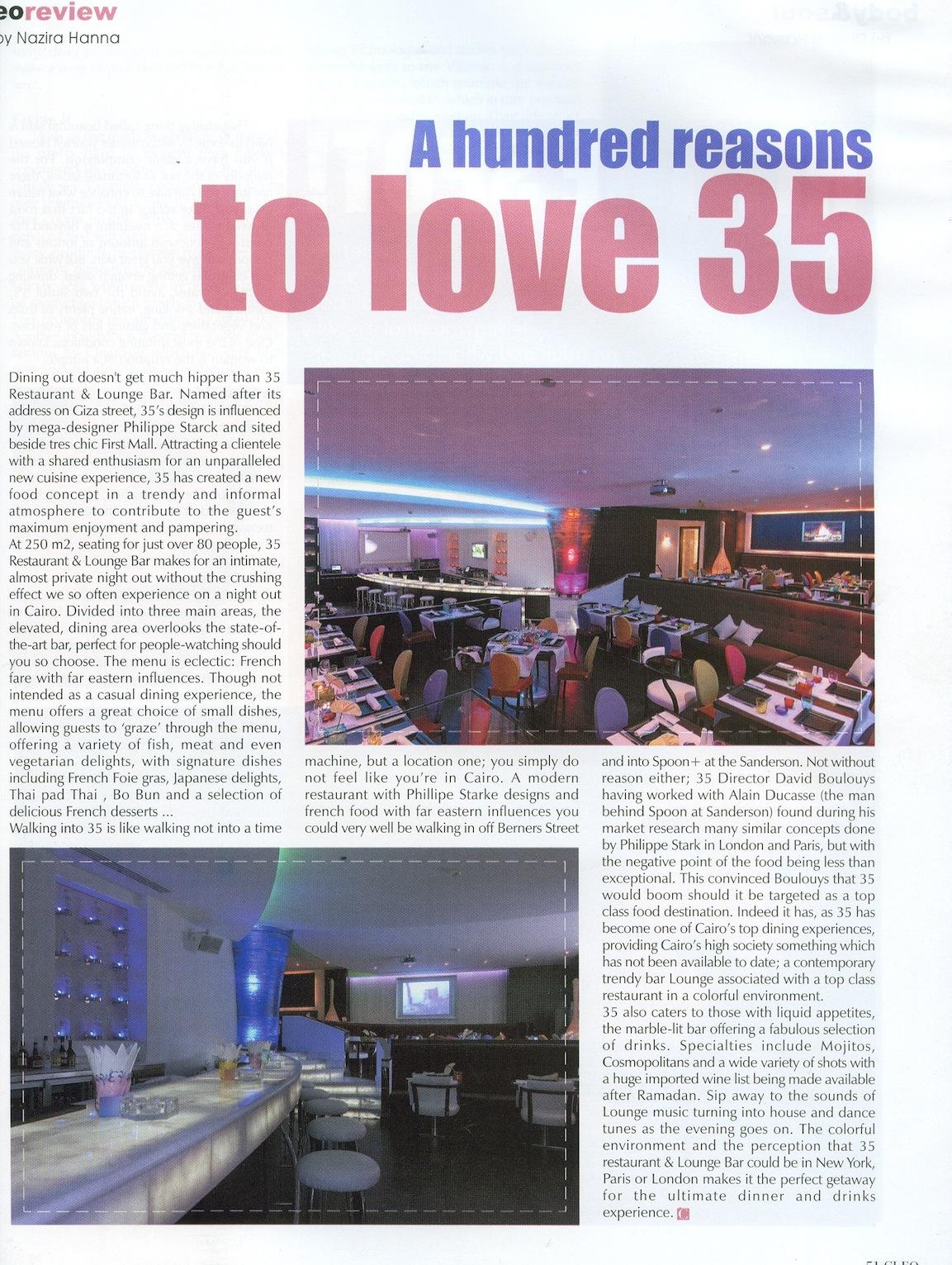 Cleo REVIEW 2004 copie